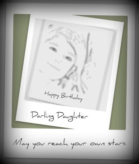 Happy Birthday Darling Daughter Of Mine