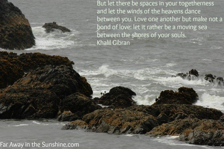 Tumultuous Ocean