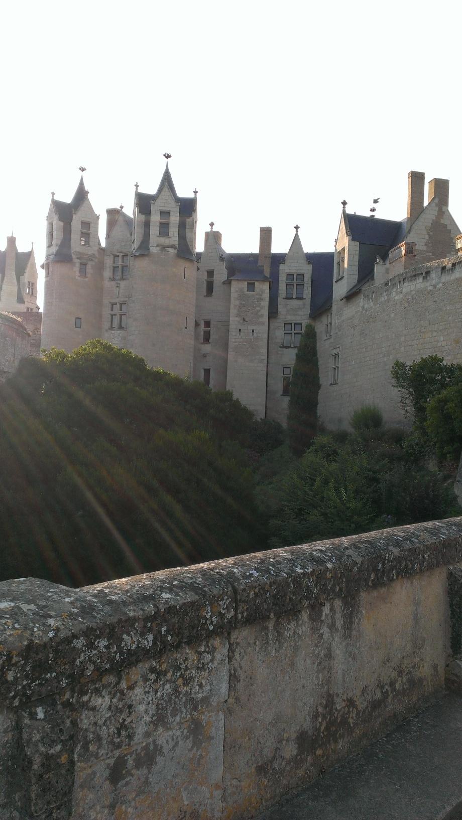 Montreuil-Bellay's Castle