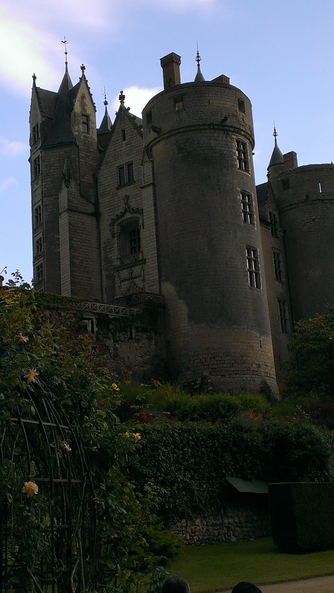 A Castle in the park