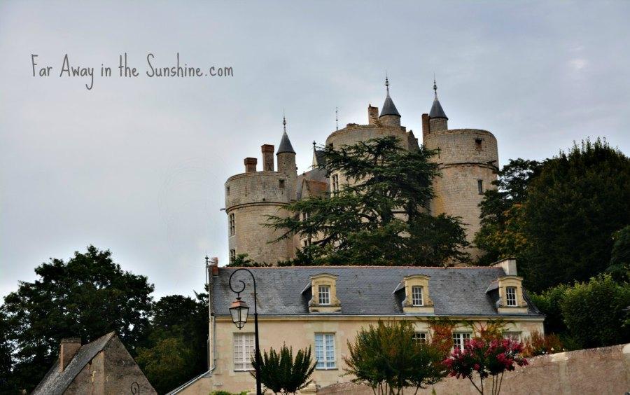 Saumur's Castle